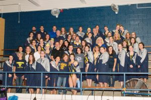 THS Girls Swim Teacher Appreciation Night – 22Oct19