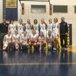 Girls Varsity Downriver League Champs