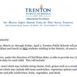 Trenton Public Schools Updates