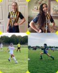 2020 Trenton Trojans Girls Varsity Soccer Roster 'The Freshman'