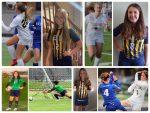 2020 Trenton Trojans Girls Varsity ⚽️ Roster 'The Sophmores'