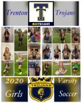 Trenton Trojans 2020 Girls Varsity Soccer Roster