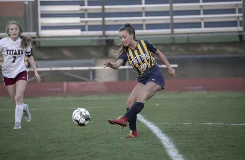 2020 Trenton Grad Brooke Honeycutt