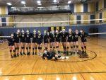 Girls 8th Grade Volleyball beats Southgate Davidson 2 – 1