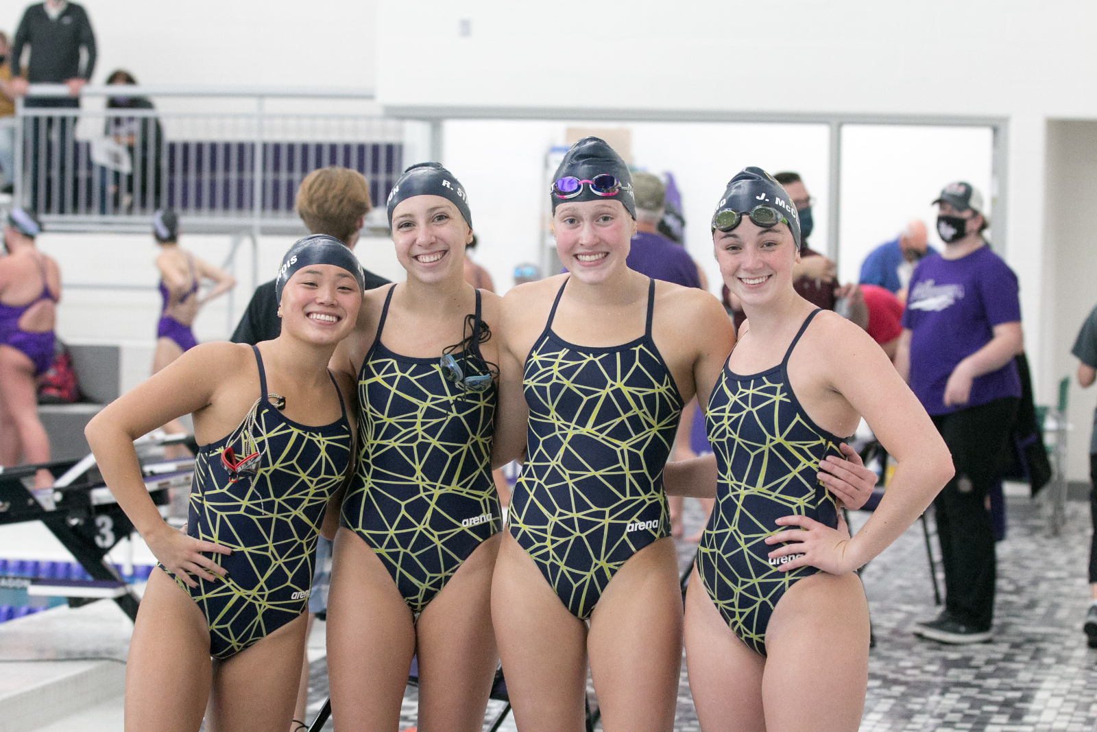 THS Girls Swim & Dive at Woodhaven 22Oct2020