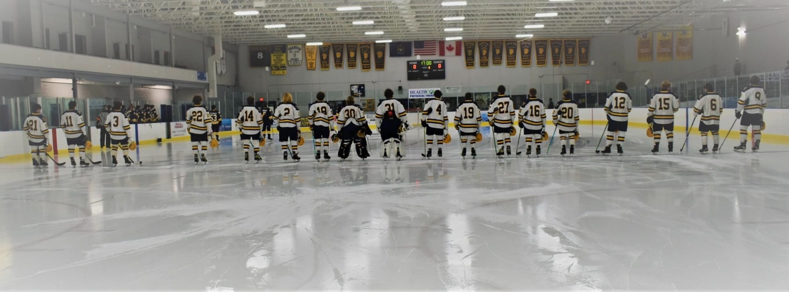 THS Hockey starts the season out strong!
