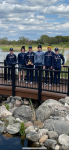 Boys Golf wins the Griffin Open at Lakes Of Taylor Golf Course