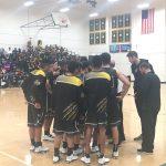 Godinez High School Boys Varsity Basketball beat Saddleback High School 55-32