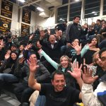 Godinez High School Boys Varsity Basketball beat Costa Mesa High School 57-55