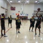 Godinez High School Boys Varsity Basketball beat Calvary Chapel/Santa Ana 60-37