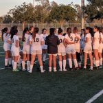 Girls Varsity Soccer vs Saddleback 1/18/18