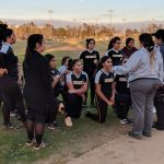 Softball victory over Ocean View 3/28/18