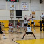 Boys Volleyball Downs Estancia in 3!