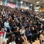 Spring Sports Assembly ROCKS Godinez