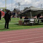 Grizzlies at SA City Track Meet 2018