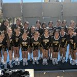 Girls Varsity Competitive CheerRedlands High School, Costa Mesa