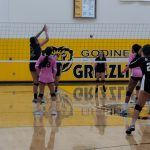 Girls VB vs CMHS 8/21/18