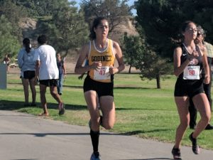 Cross Country Runs 1st GWL Cluster @ Central Park 9/12/18