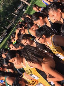 Cross-Country Photos by Coach Valdez