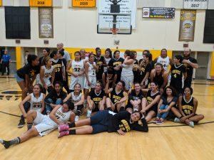 Alumni Girls Basketball Game Photos 9/19/18