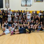 1st Annual Alumni Girls Basketball – 2018 Game A SUCCESS!