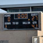 Boys Freshman Football Falls to Santa Monica 27-0