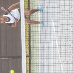 Girls Junior Varsity Tennis beats Segerstrom 12 – 6