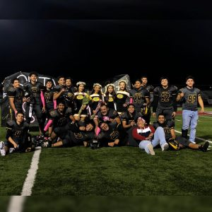 Senior Night vs Western 10/19/18