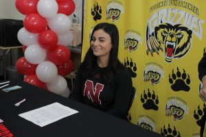 Keana Pola's Nebraska University Signing Day 11/14/18
