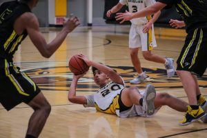Grizzly Boys Basketball vs Capo Valley 11/27/18 by C. Cornejo