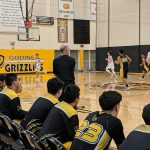 Boys Varsity Basketball beat Foothill in Griz Invitational Match Up 11/30/18