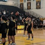 Boys Varsity Basketball vs HBHS 12/1/18