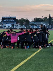 Boys Soccer vs Western 1/919