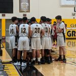 Boys Frosh – Soph Basketball falls to Ocean View 35 – 28