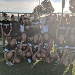 Girls Junior Varsity Soccer beats Western 2 – 1