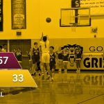 Boys Varsity Basketball falls to Ocean View 57 – 33