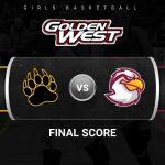 Girls Varsity Basketball beats Ocean View 26 – 22