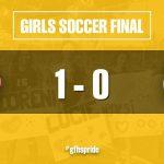 Girls Varsity Soccer falls to Garden Grove 1 – 0
