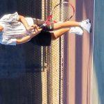 Boys Junior Varsity Tennis beats Anaheim 14 – 4