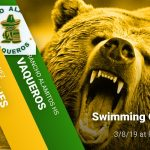 Girls Varsity Swimming falls to Rancho Alamitos 123 – 36