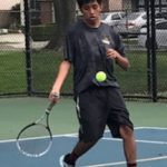 Boys Junior Varsity Tennis falls to Garden Grove 15 – 3