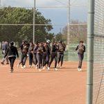 Girls Varsity Softball beats Western 14 – 0