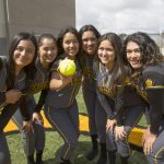 Girls Varsity Softball beats Westminster 12 – 0