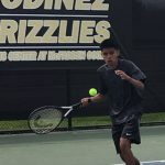 Boys Junior Varsity Tennis falls to Western 15 – 3