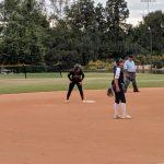 Softball Wins QTR FINAL over MHS!