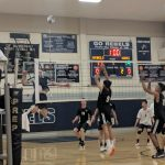 BVolleyball CIFSS Playoff at Flintridge Prep