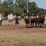 Boys Frosh/Soph Football beats Ocean View 20 – 14