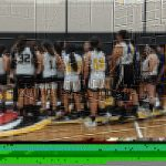 Girls Hoops Alumni Game 11/13/14