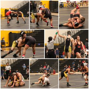 Griz Wrestling Pics 1/8/20 by O. Rivero