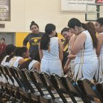 Girls Junior Varsity Basketball falls to Ocean View 33 – 31